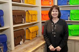 Julie Deane - Cambridge Satchel Company