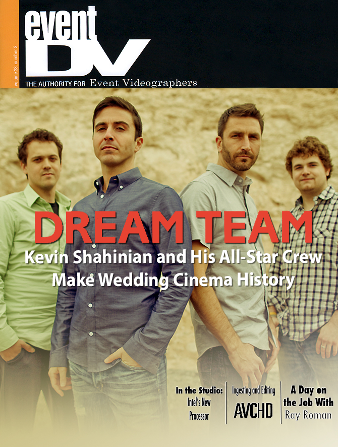 Event DV magazine