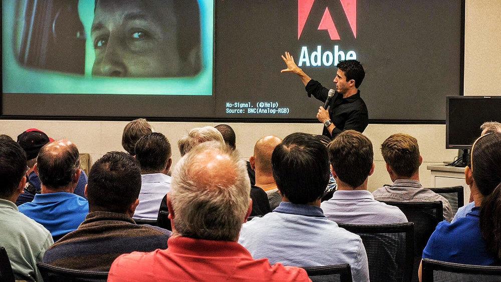 Kevin Shahinian | Adobe Supermeet