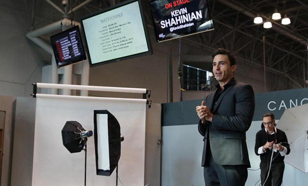 Kevin Shahinian | PhotoPlus Expo