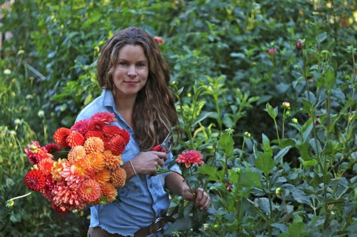 custom wedding flowers | petal & seed | custom flower arrangements