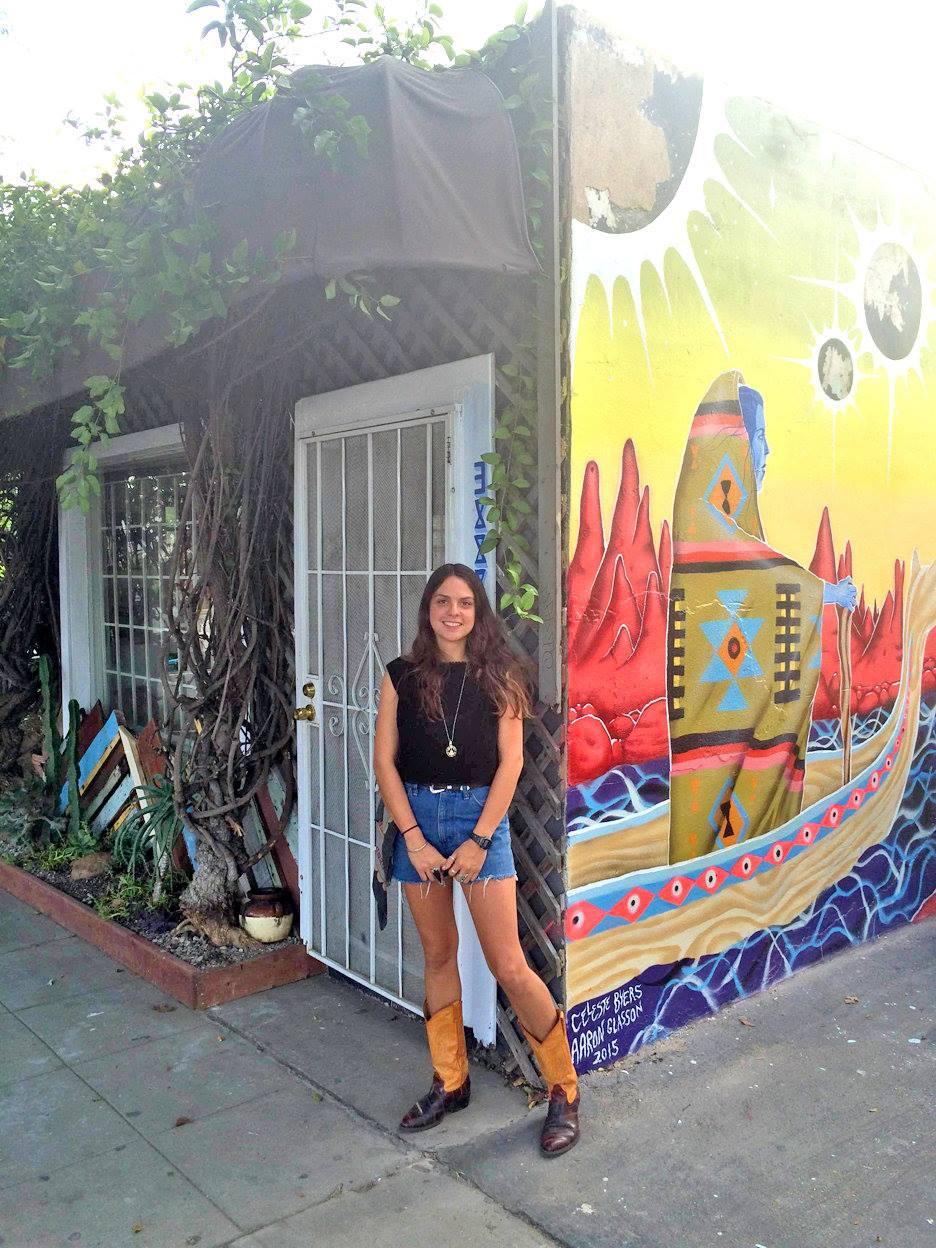 Alejandra Frank at Teros Gallery