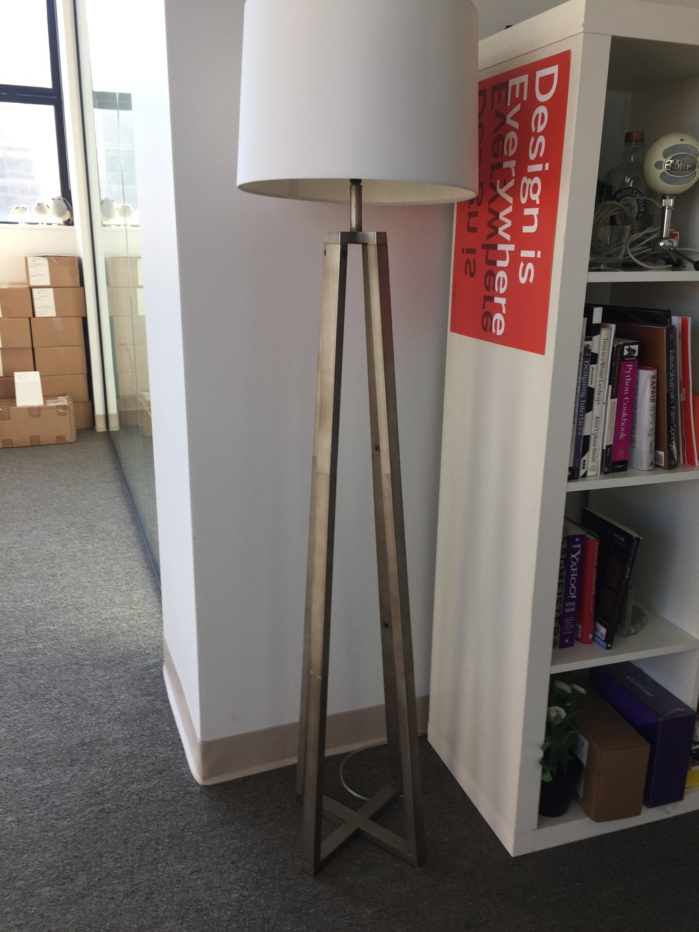 Various Floor Lamps - 3-4 available, $35 each