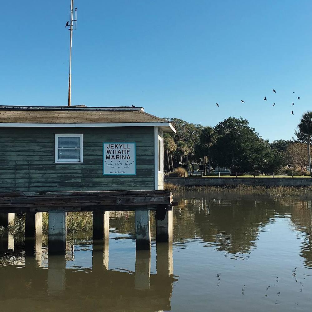 School of Home | Jekyll Island, Georgia