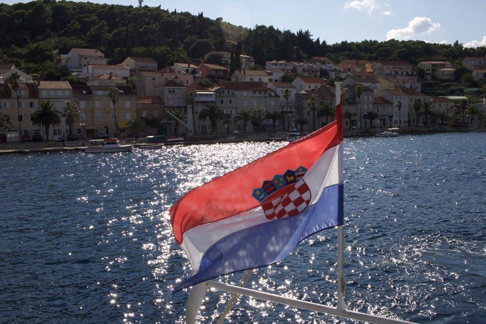 Back to Croatia!