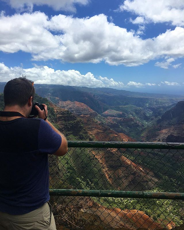 Still not over these Waimea Canyon views. 😍⛰ ... ... ... ... #vista #canyon #waimea #waimeacanyon #wanderlust #views #travel #igtravel #kauai #hawaii #gaytravel #optoutside #getoutstayout #adventuretime #travelphotography #natgeotravel #goexplore #traveldiaries #traveldeeper #visithawaii #aloha