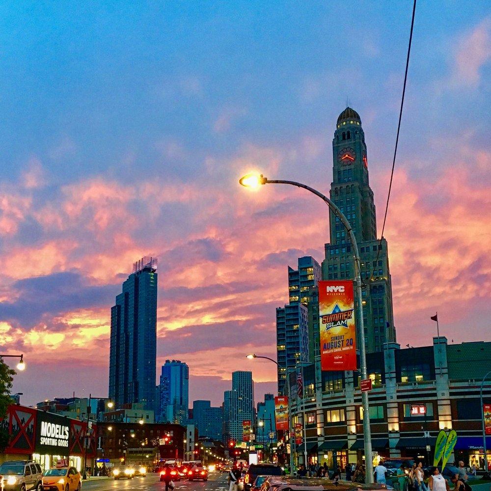 Sunset, Brooklyn, NY