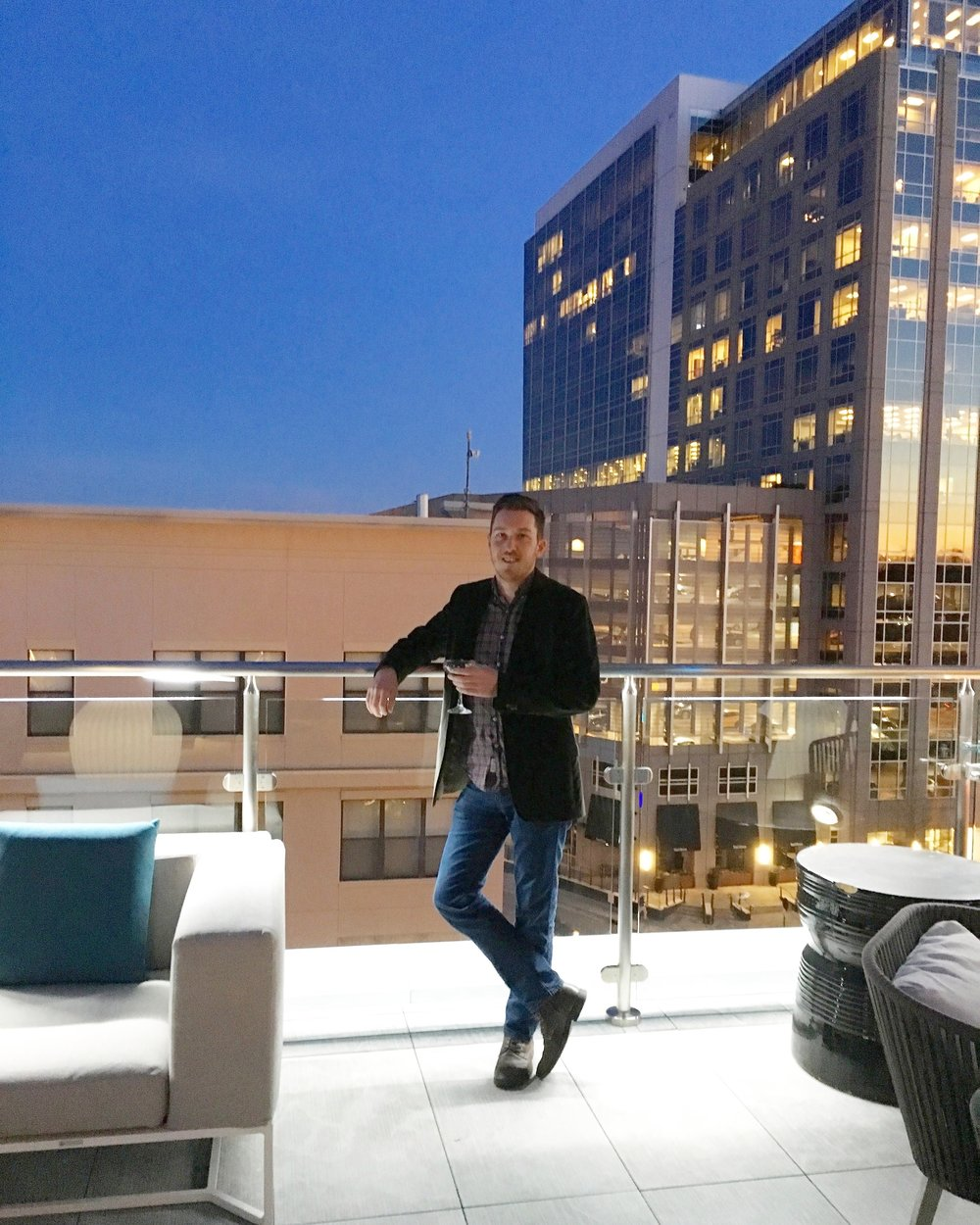 Level 7 Rooftop Bar
