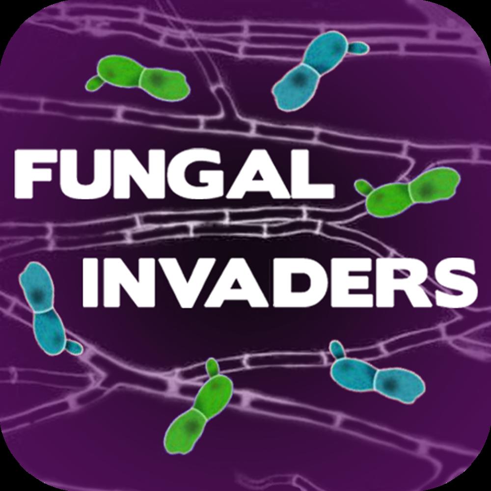 Fungal Invaders  (credit: Siam Colvine)