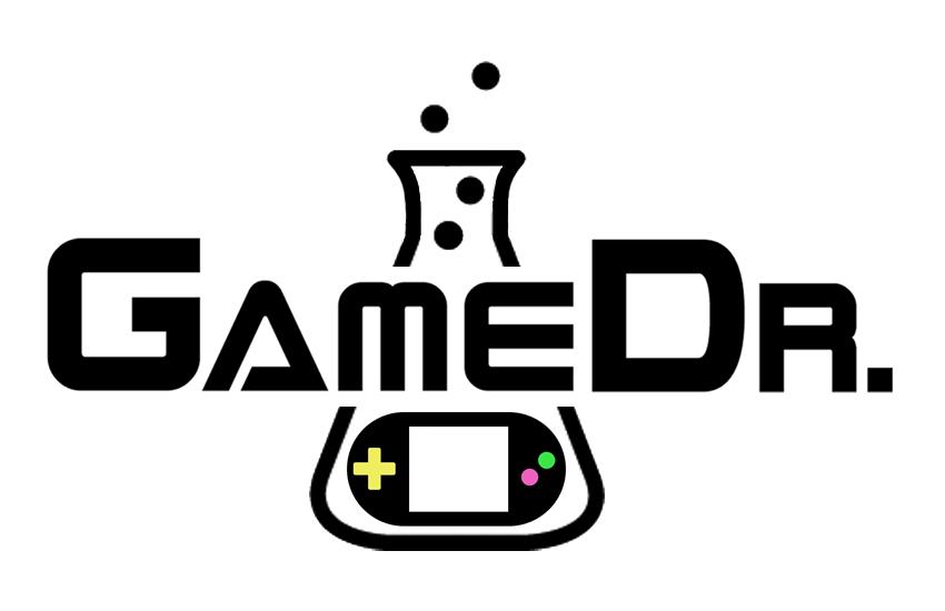 Game Dr Logo (credit: Siam Colvine)