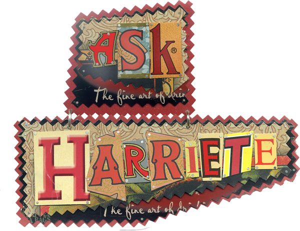 ASK Harriete provides information for artists and crafts people