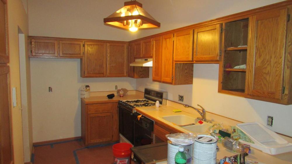 Buckingwood Kitchen - before