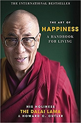 The Art of Happiness - This is one of my favourite books of all time.Psychiatrist Howard Cutler interviews the Dalai Lama during an extended period of interviews.If you've never heard the Dalai Lama speak before he manages to be funny and acessible but also deep and insightful.I've spent some time in Dharamshala, India where the Dalai Lama lives in exile from his home country of Tibet. It's fascinating and heartbreaking, and the book is also joyful and inspiring.