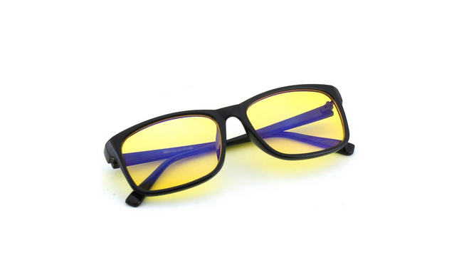 Blue Light Blocking Glasses - While you might not look the coolest wearing these, you'll look beautiful in the morning from being so well rested! The blue light from out TVs, phones & computer screens suppressed melatonin (sleep hormone) production and causes poor sleep quality. Wearing glasses like these blocks the blue rays.