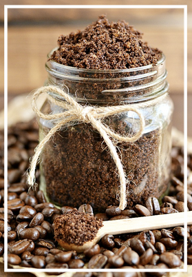 Homemade Coffee Body Scrub - Two years ago I made this for everyone! It was so simple and it leaves your skin feeling soooo soft.Recipe1 Cup Ground Coffee1 Cup Sugar1/2 Cup Coconut Oil1/2 Tablespoon Cinnamon (optional)1 Tablespoon Vanilla Extract (optional)