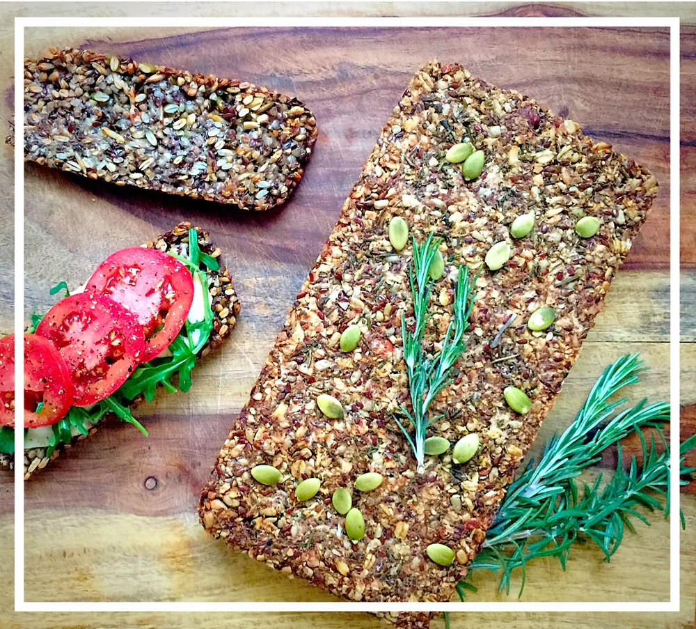 Share your Favs - This year I'm going to be making food for some of my friends & family. My rosemary seeds bread, homemade peanut butter cups, pesto & cashew nacho cheese are great gifts that I know they will love.