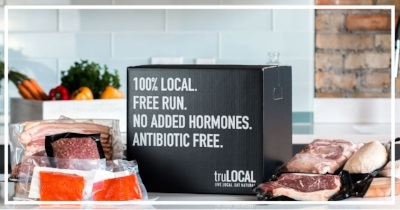 TruLocal - I've been ordering these boxes since I moved home to Thunder Bay a year and a half ago. You can choose each month what you want in your box (fish, meat, poultry, wild game, roasts, bacon, you name it) and it's delivered FREE to your door (or the door of the lucky person you gift this to).*only available in Ontario, use code NUTRITIONBYAMY at checkout for $25 off!