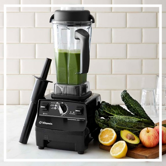The Vitamix. - The splurge. Last year my boyfriend and his siblings went in on one for his parents. These are pricey but so worth it. Your smoothies, sauces, soups, blended coffees will never be the same!