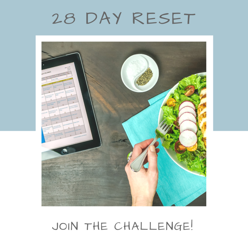 28 day real food reset