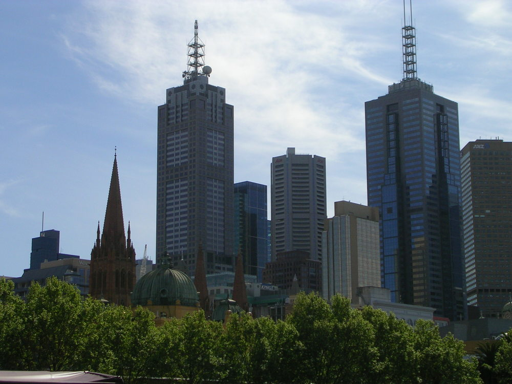 Melbourne by The Doubtful Traveller