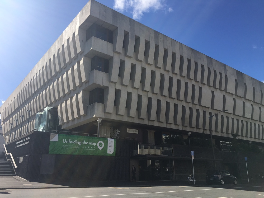 National Library, Wellington