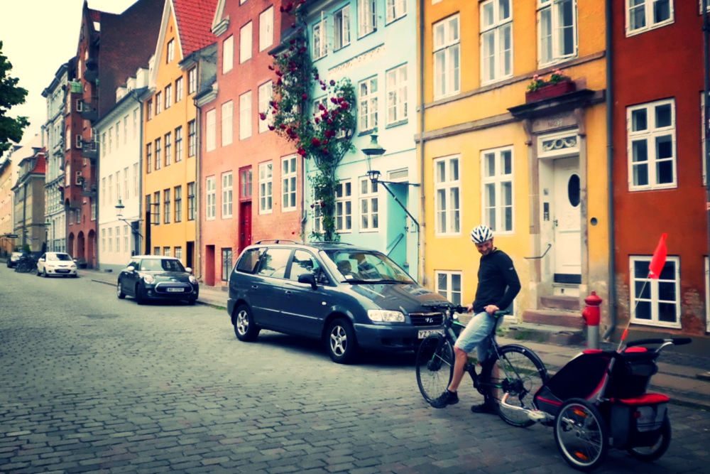 1. Hire a bike - Bikes and Copenhagen go together like peas and carrots