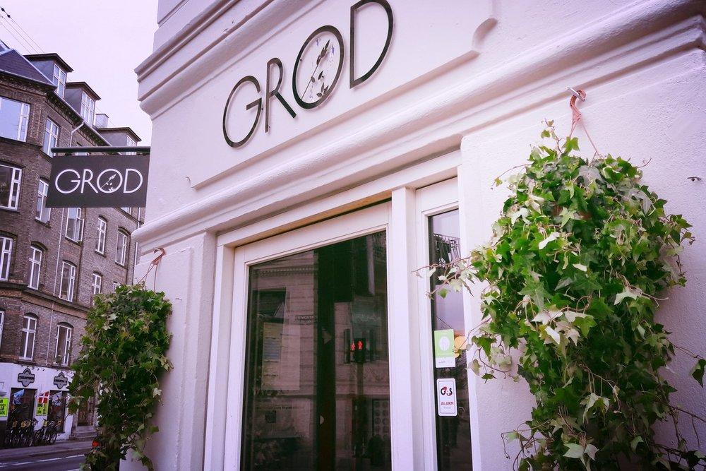 5. Grod - The world's first porridge bar