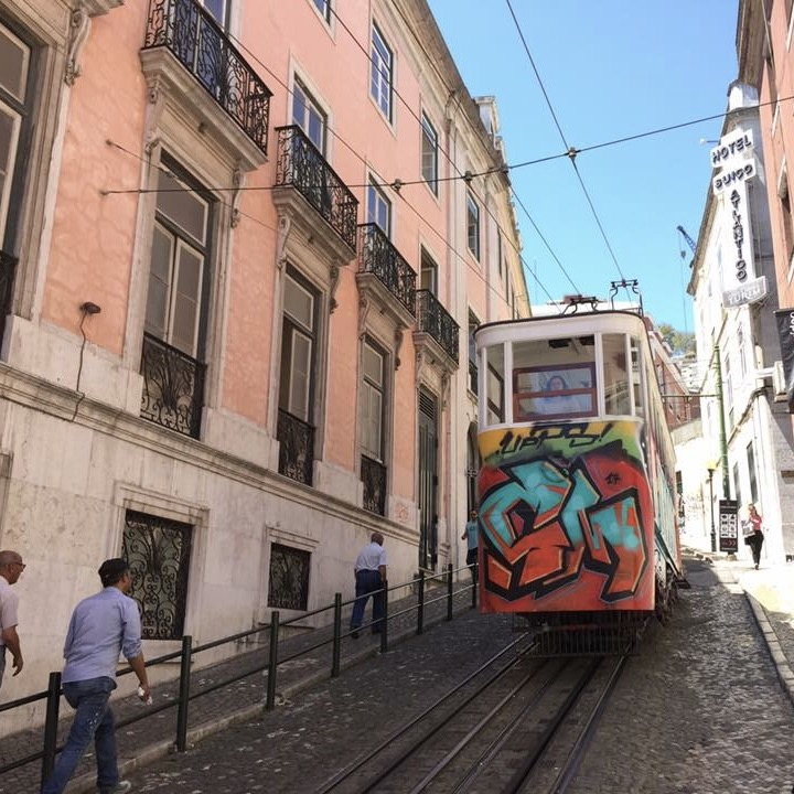 Lisbon By Kevin Nansett for The Doubtful Traveller