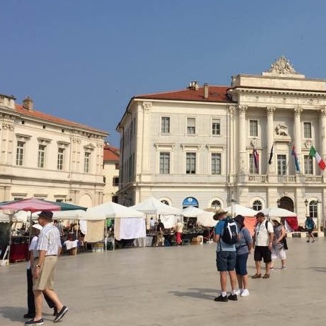 Koper, Slovenia by Kevin Nansett for The Doubtful Traveller