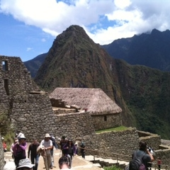 Machu Picchu, Peru by Kevin Nansett for The Doubtful Traveller
