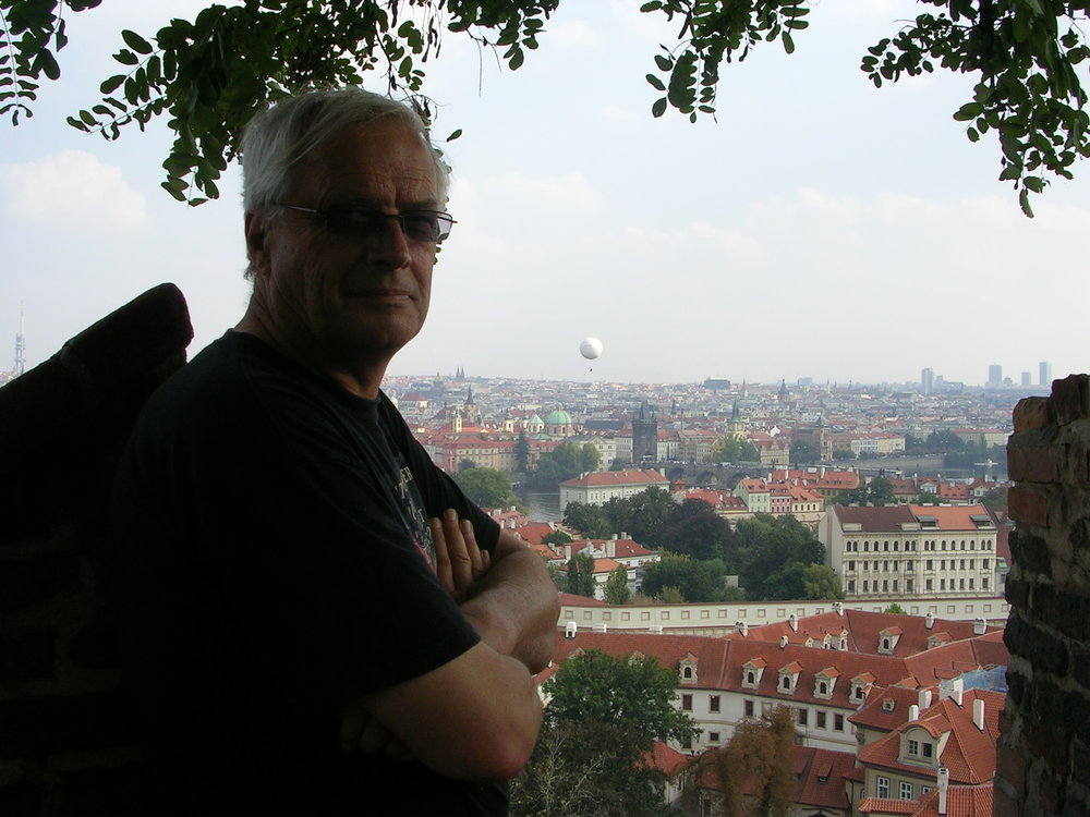 Kevin Greaney - Because every travel company needs two Kevins...This Kevin is pictured in Prague, Czechia (the Czech Republic). He's been travelling for so long that he's been to places like Yugoslavia, West Germany and through Check Point Charlie. Kevin's one of our Europe experts.