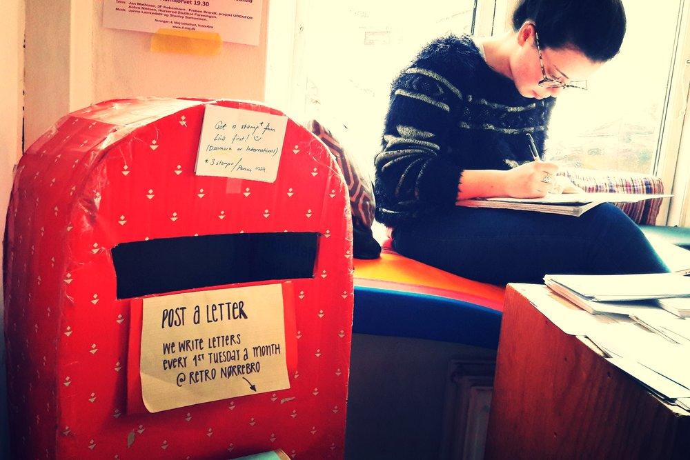 3. Post A Letter Copenhagen - The forgotten art of sending letters