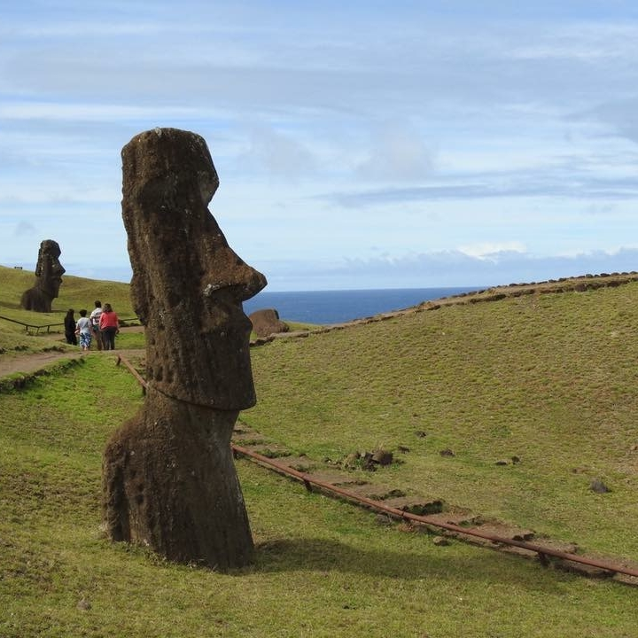 Easter Island. Kevin Nansett for The Doubtful Traveller