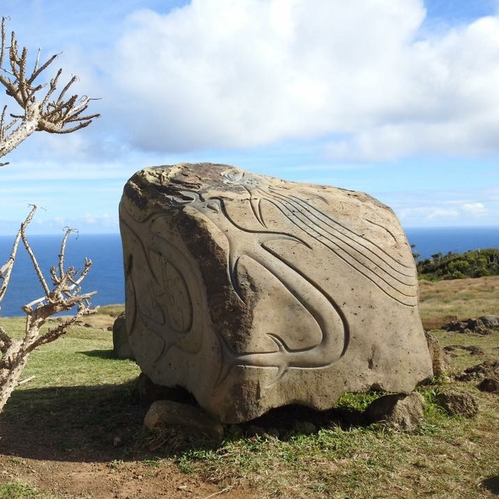 Easter Island. Kevin Nansett for The Doubftul Traveller