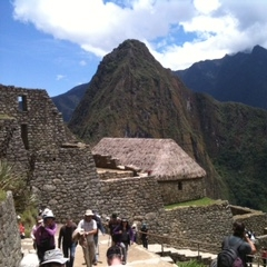 Machu Picchu by Kevin Nansett for The Doubtful Traveller