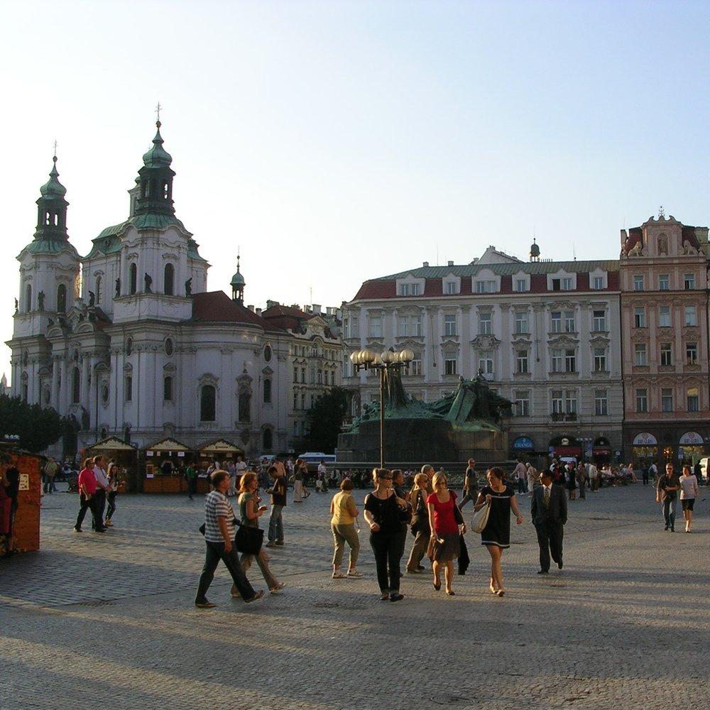Mala Strana, Prague by The Doubtful Traveller