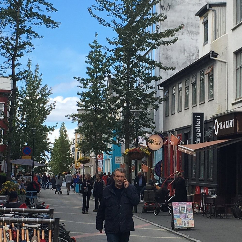 Reykjavik by The Doubtful Traveller