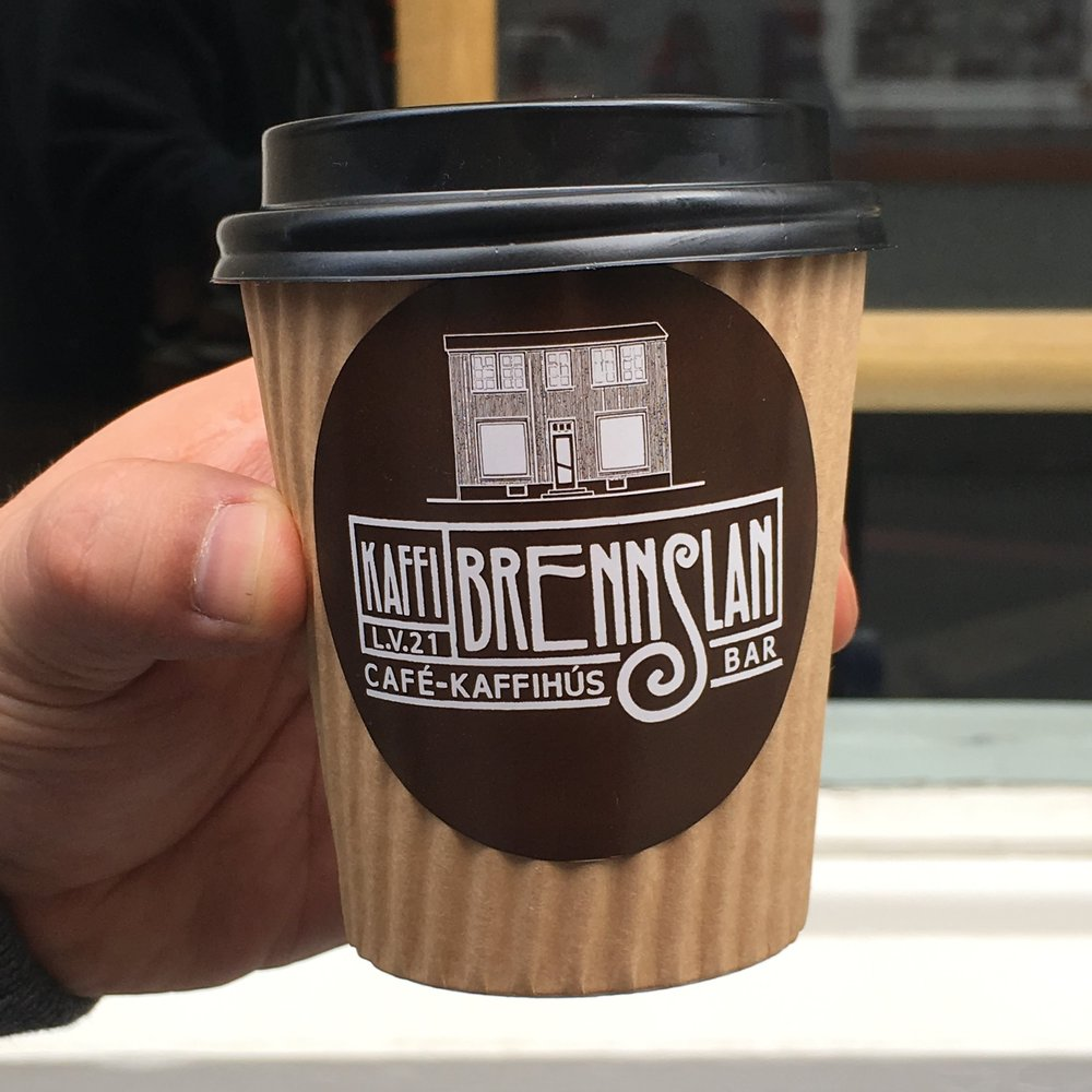 Coffee, Reykjavik by The Doubtful Traveller