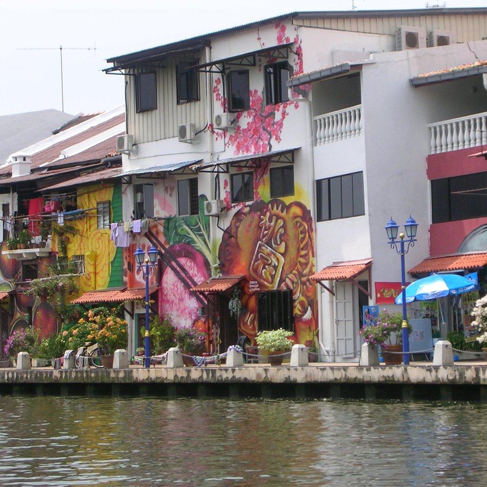 Melaka, Malaysia by The Doubtful Traveller