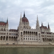 National Assembly Building, Budapest by Kevin Nansett for The Doubtful Traveller