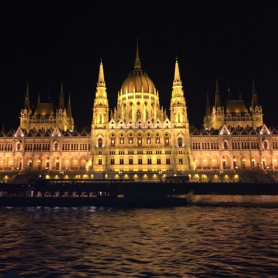 National Assembly Building, Budapest by Teresa Amey for The Doubtful Traveller