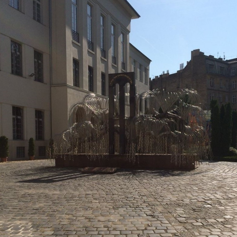 Memorial of the Hungarian Jewish Martyrs, Budapest by Teresa Amey for The Doubtful Traveller