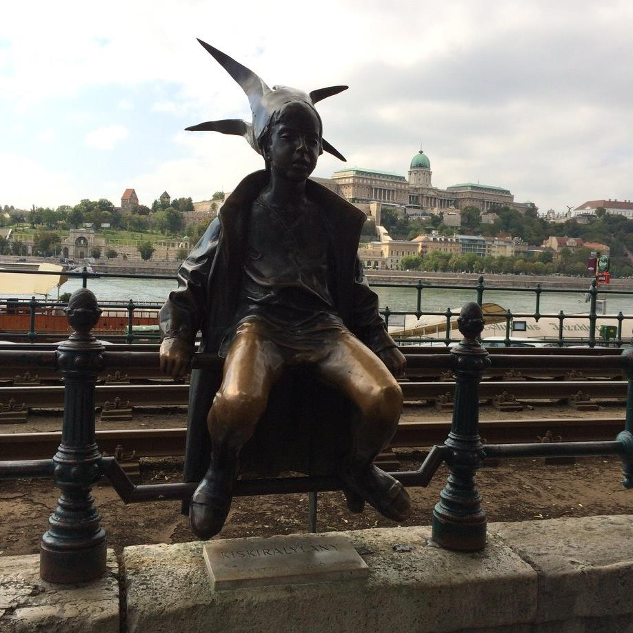 Little Princess, Budapest by Teresa Amey for The Doubtful Traveller
