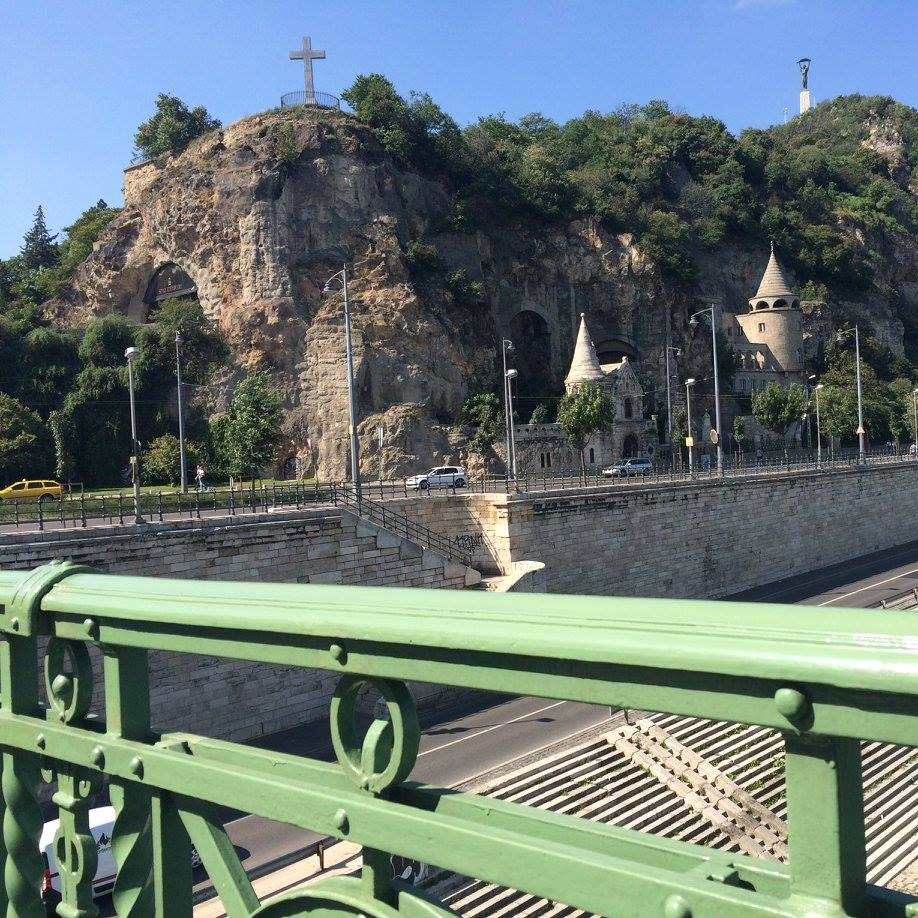 Gellert Hill, Budapest By Teresa Amey for The Doubtful Traveller