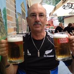 Kevin Nansett, contributor, The Doubtful Traveller, in Budapest