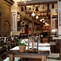 Traditional Hungarian restaurant, Budapest by Kevin Nansett for The Doubtful Traveller