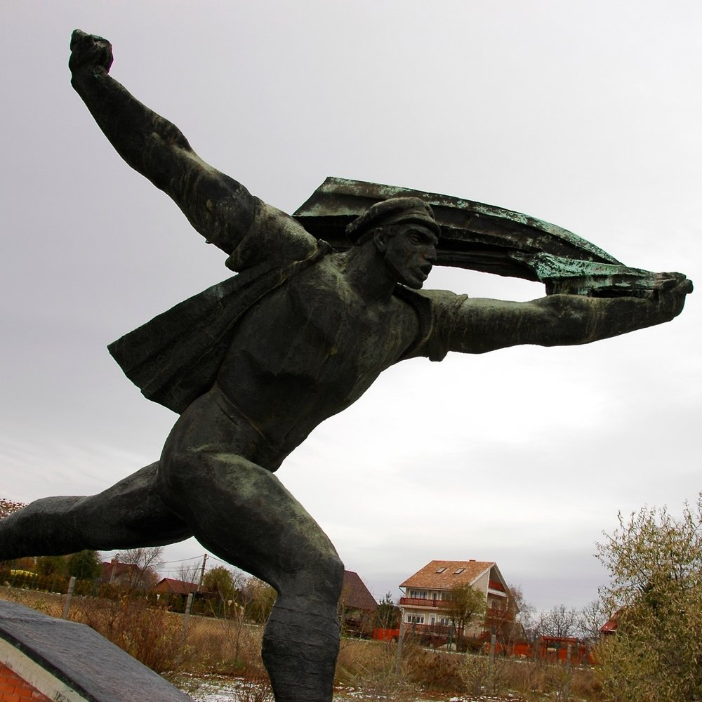 Memento Park, Budapest by Miles Dean for The Doubtful Traveller
