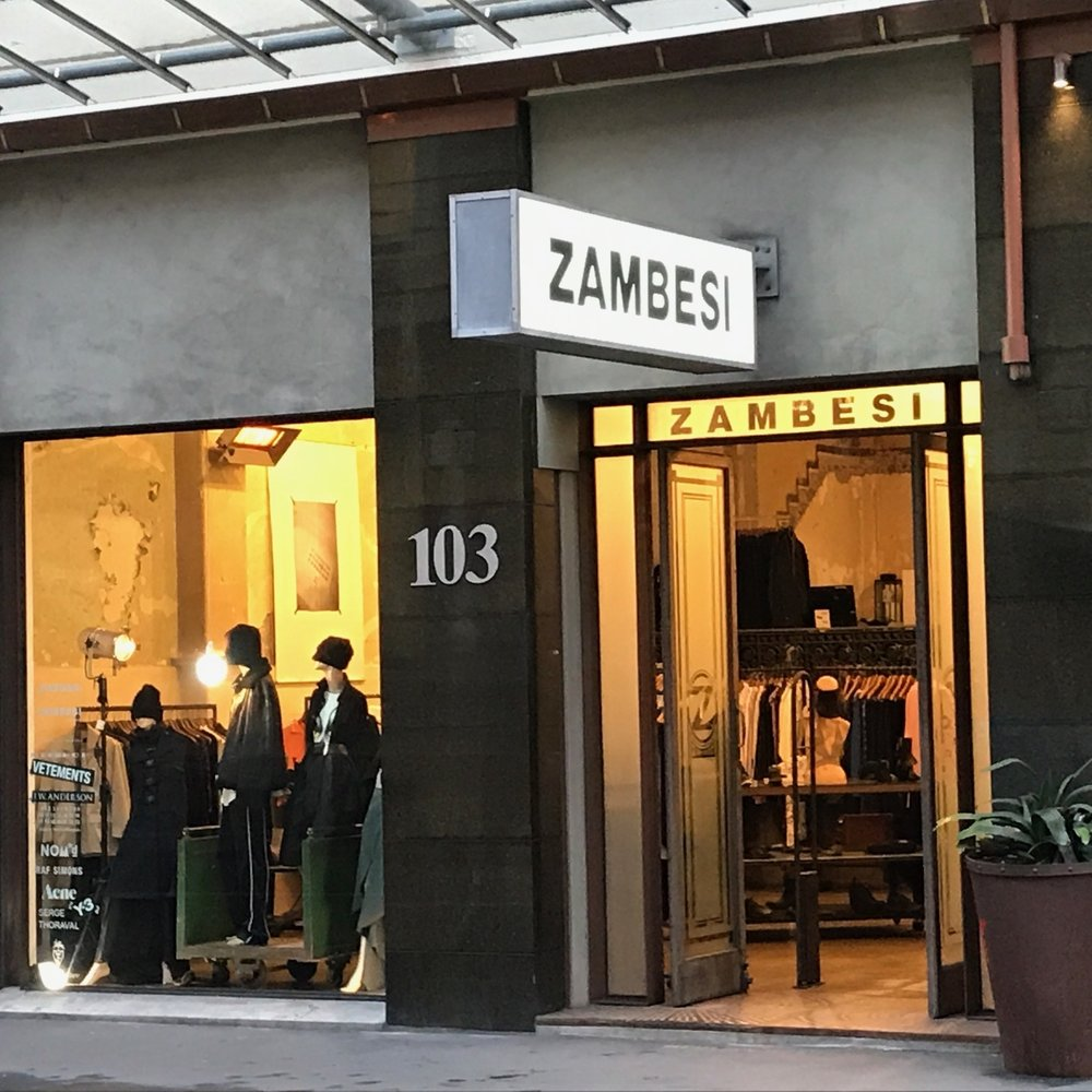 Zambesi, Wellington by The Doubtful Traveller