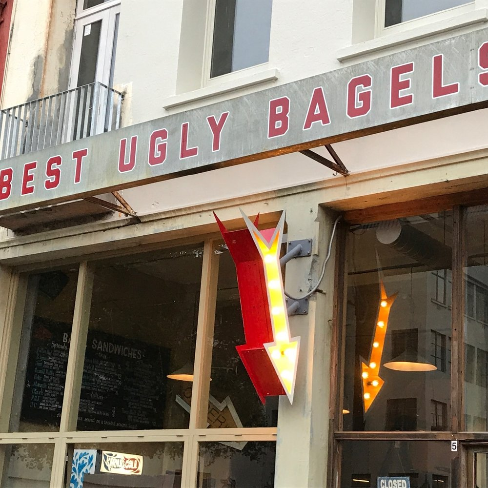 Best Ugly Bagels, Wellington by The Doubtful Traveller