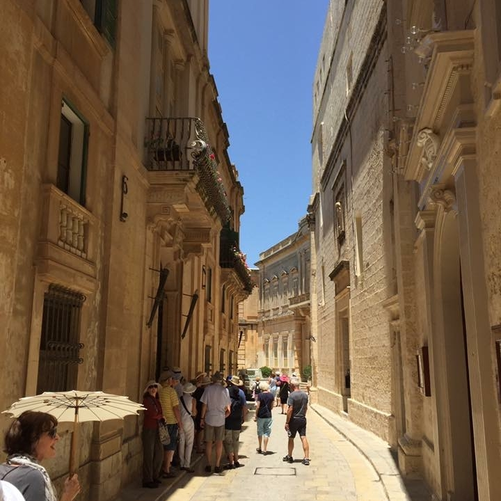 Valletta, Malta by Kevin Nansett for The Doubtful Traveller